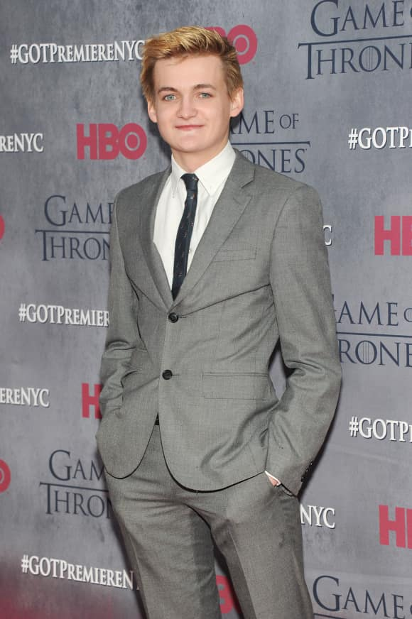 "Jack Gleeson starred in ""Game of Thrones"""