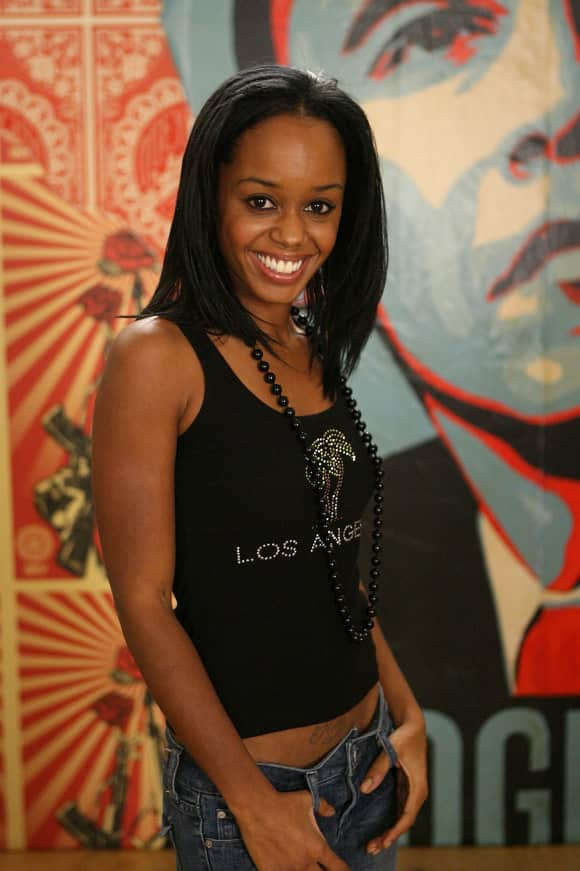"Jamiee Foxworth alias ""Judy"" in ""Family Matters"""