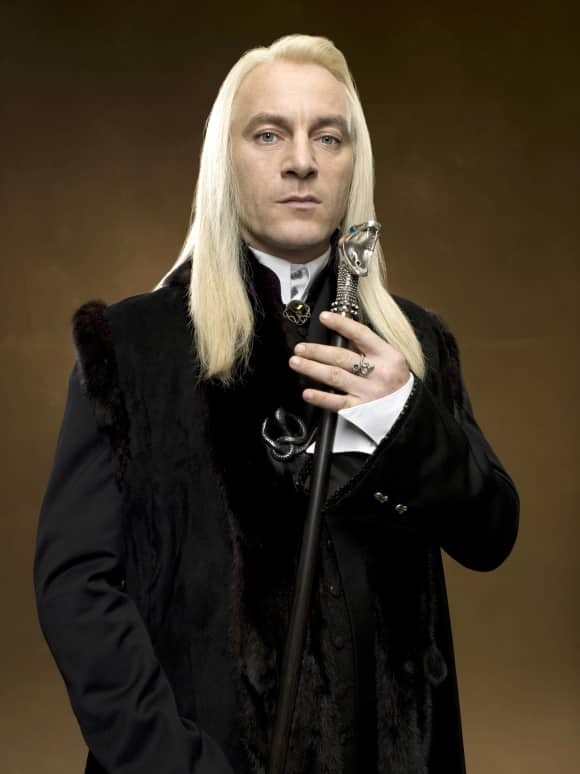 "Jason Isaacs alias ""Lucius Malfoy"" in ""Harry Potter"""