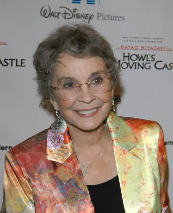 Hollywood legend jean simmons 2005