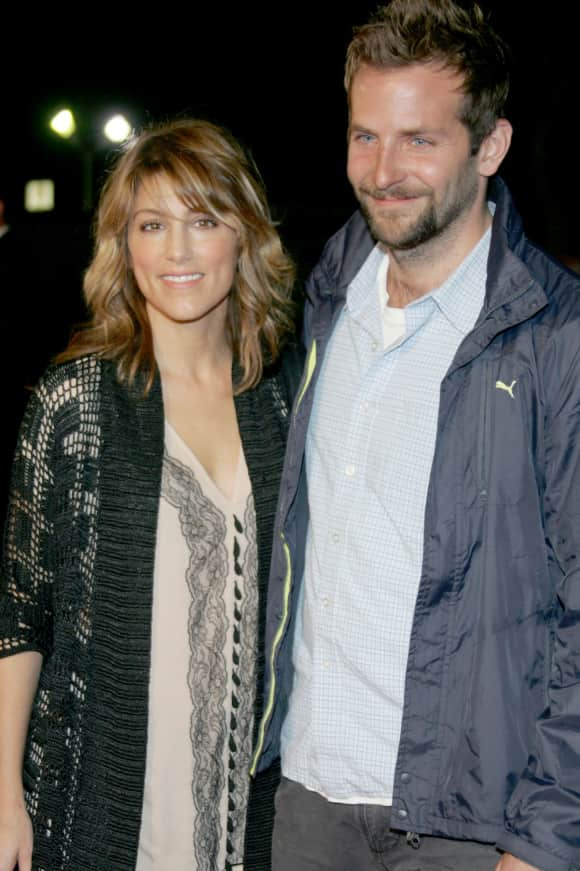 Jennifer Esposito and Bradley Cooper were married for just one year