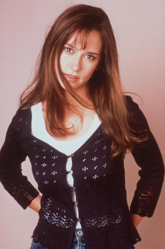 "Jennifer Love Hewitt in ""Party of Five"""
