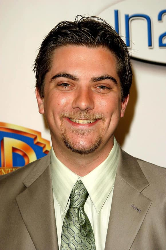 """Jeremy Miller starred in """"Growing Pains"""""""