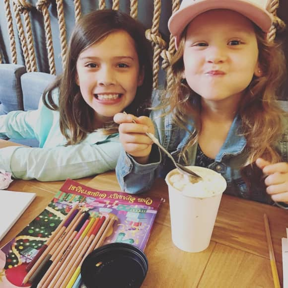 Jessica Albas daughters, Honor and Haven