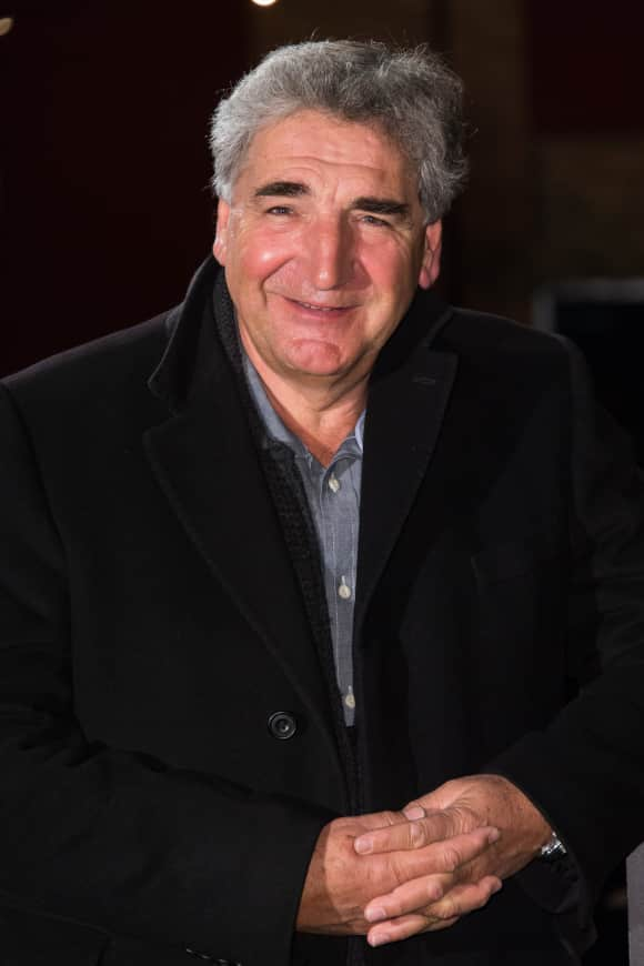 """Jim Carter played """"Mr. Carson"""" in """"Downton Abbey"""""""