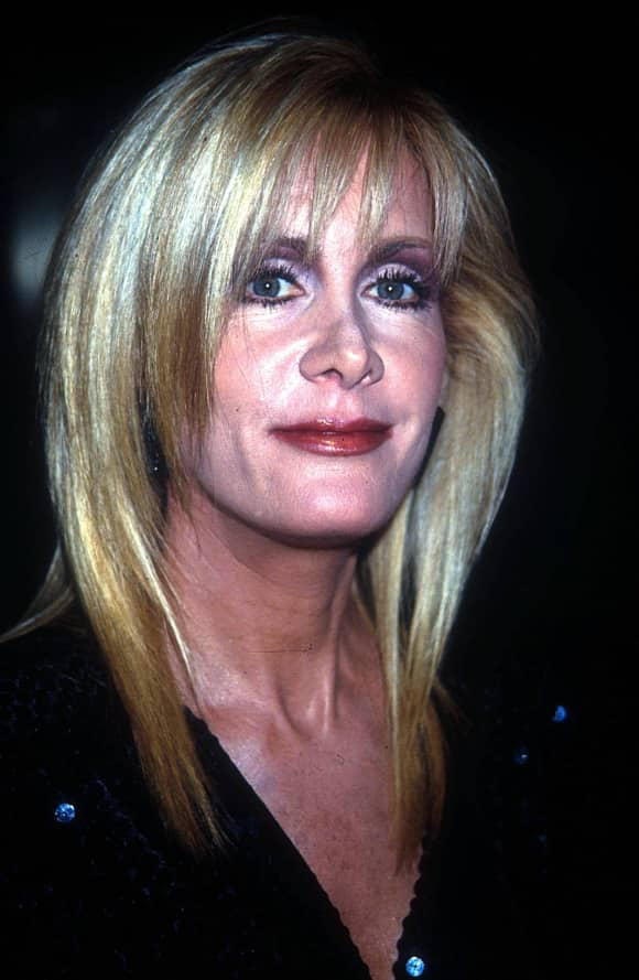 "Joane van Ark played ""Val Ewing"" in ""Knots Landing"""