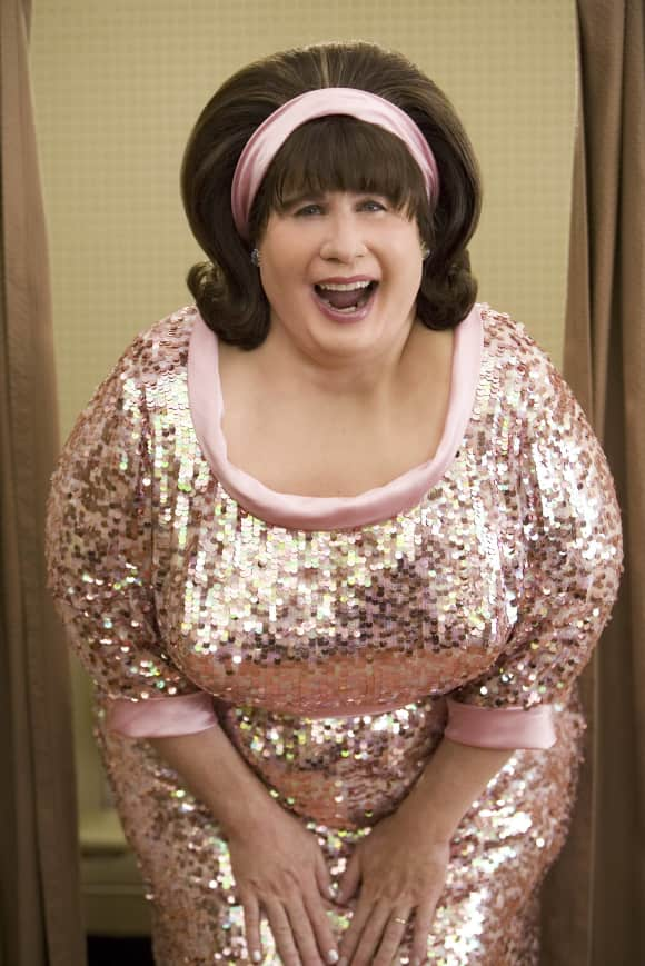 "John Travolta as ""Edna Turnblad"" in the Musical ""Hairspray"""