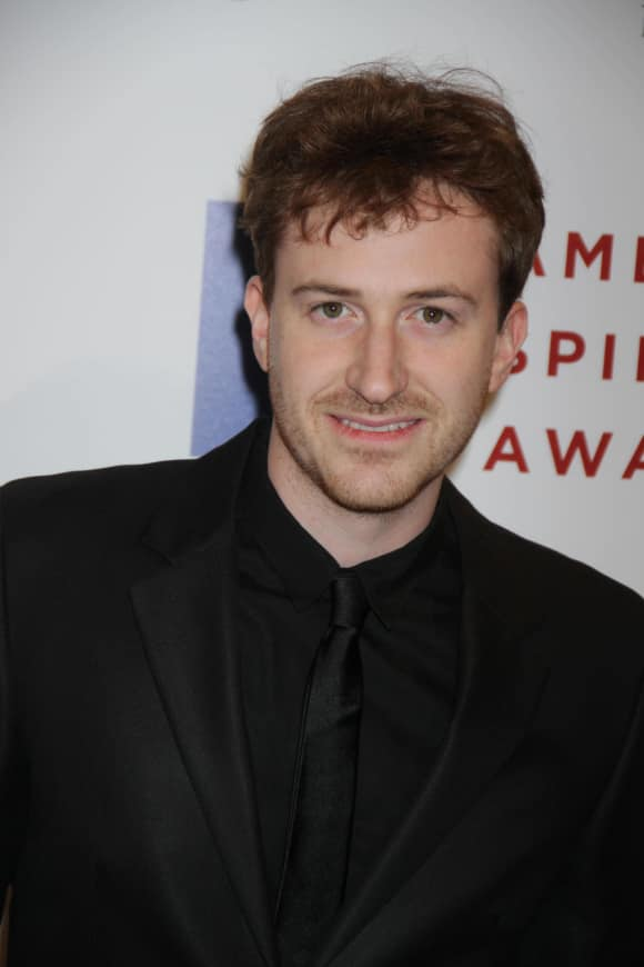 "Joseph Mazzello from ""Jurassic Park"" today"