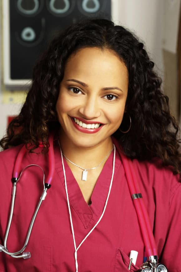 Judy Reyes in 'Scrubs'