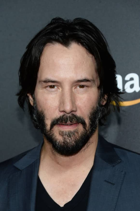"""Matrix"" star Keanu Reeves"
