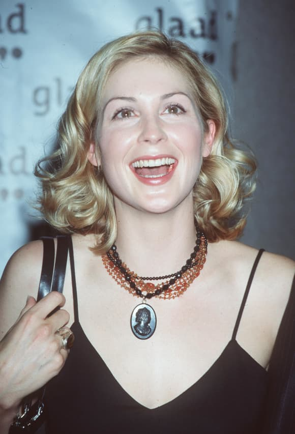 Kelly Rutherford in 'Melrose Place'