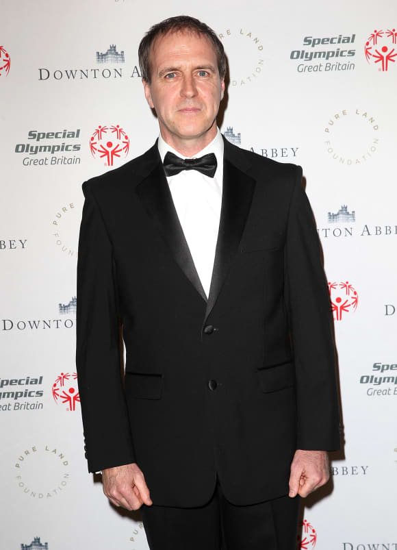 """Kevin Doyle played """"Joseph Moseley"""" in """"Downton Abbey"""""""