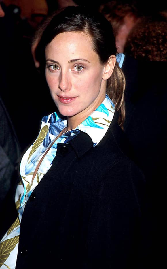 Kim Raver at the Royale Theatre in New York City in 2002.