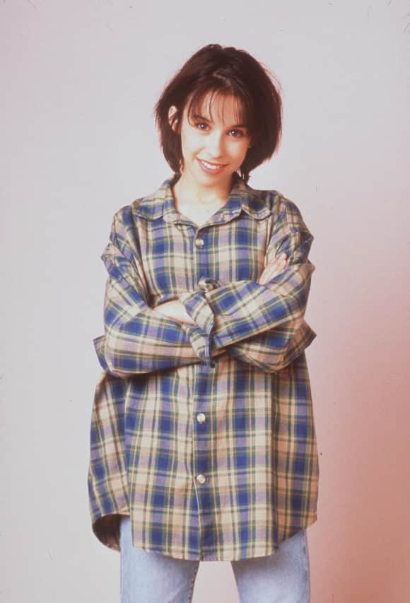 Lacey Chabert in 1998