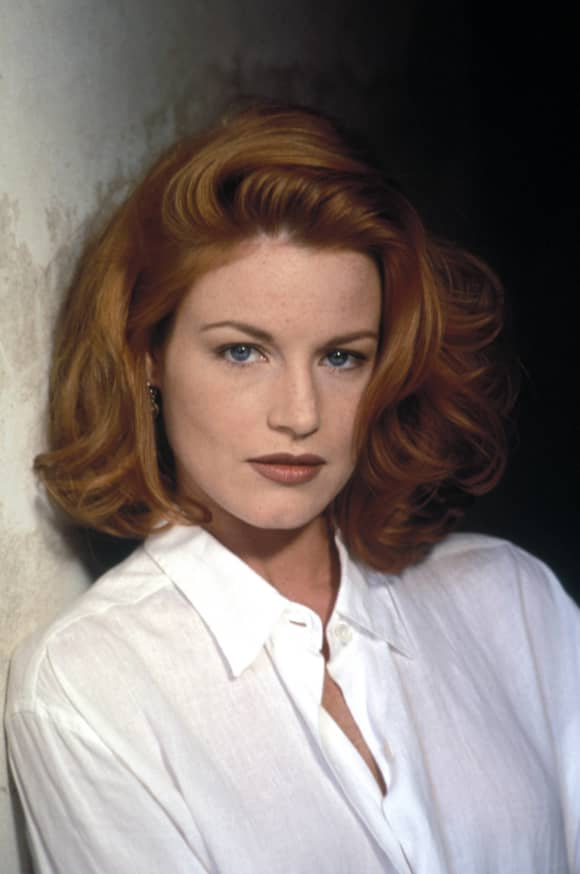 Laura Leighton in 'Melrose Place'