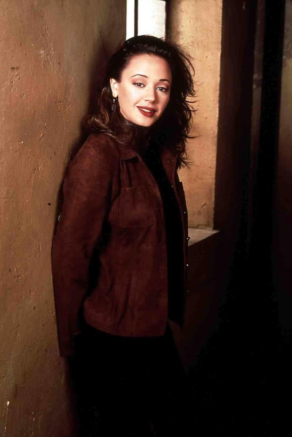 """King of Queens"" star Leah Remini"