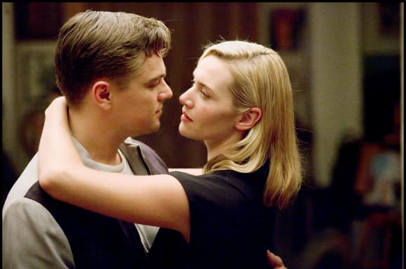 Leonardo DiCaprio and Kate Winslet in 'Revolutionary Road'