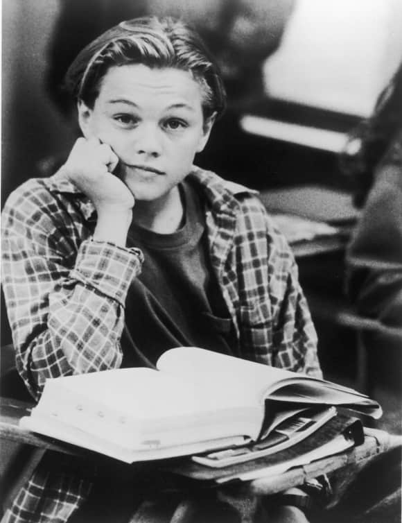 """Leonardo DiCaprio starred in """"Growing Pains"""" in 1991"""