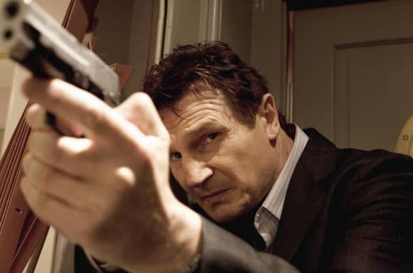 Liam Neeson in Taken famous quote If you let my daughter go, then that'll be the end of it. I will not look for you, I will not pursue you. But if you don't, then I will look for you. I will find you and kill you.