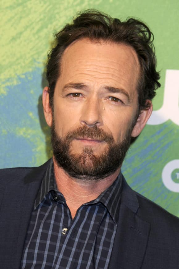 Luke Perry Dead Beverly Hills 90210 Riverdale