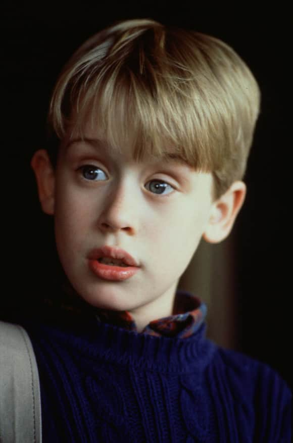 Macaulay Culkin in Home Alone 2: Lost in New York