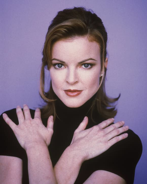 Marcia Cross in 'Melrose Place'