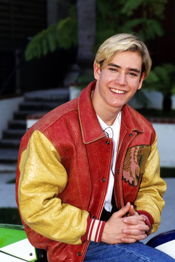 Mark-Paul Gosselaar is joining the Saved by the Bell reboot.