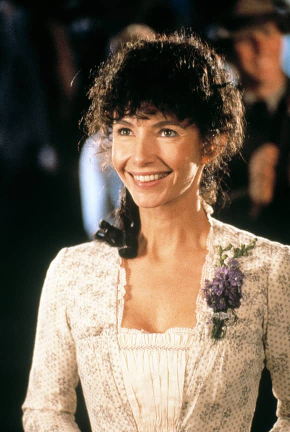 "Mary Steenburgen in ""Back To The Future"""