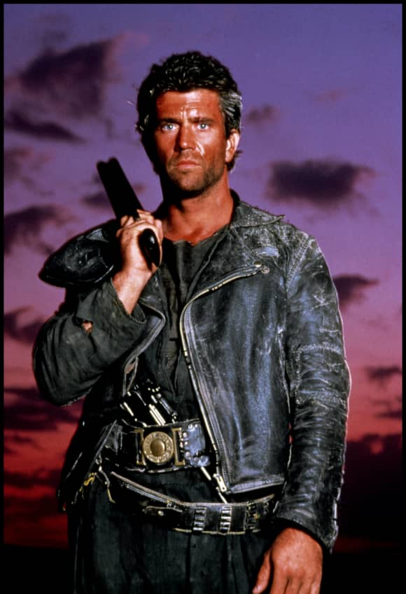 Mel Gibson in 'Mad Max'