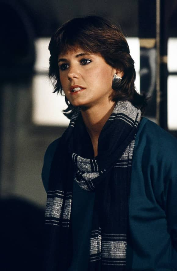 "Melinda Culea played ""Amy Allen"" in ""The A-Team"""