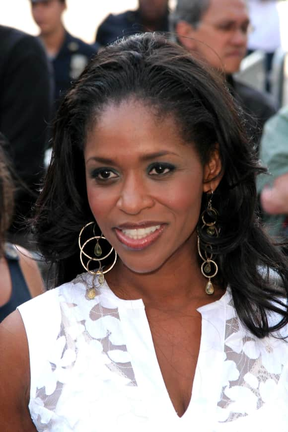 Merrin Dungey in NYC