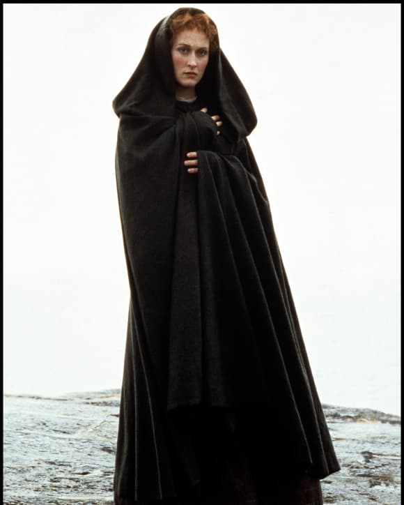 Meryl Streep in 'The French Lieutenant's Woman'