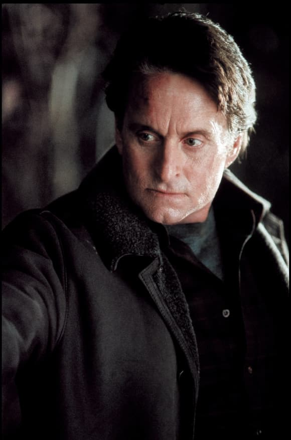 Michael Douglas in 'Don't Say A Word'