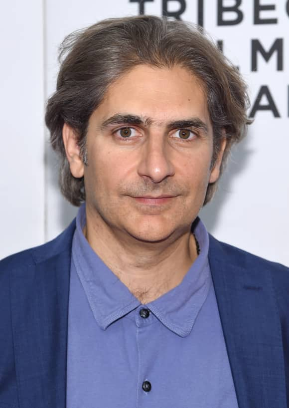 """The Sopranos"" star Michael Imperioli today"