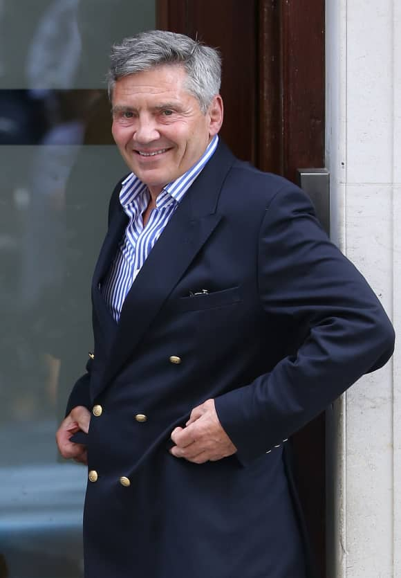 Michael Middleton is Duchess Catherine's father
