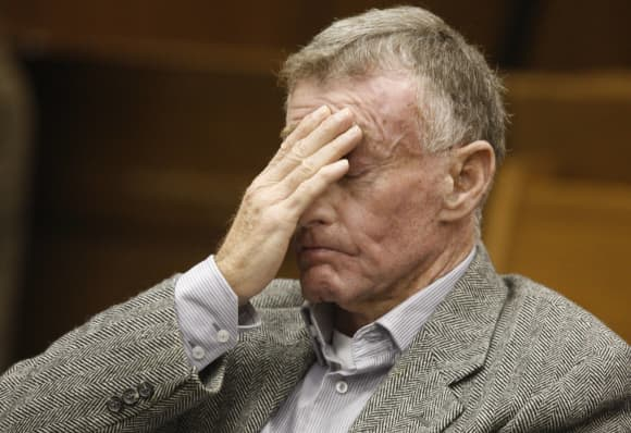 """Michael Peterson is featured in """"The Staircase"""""""