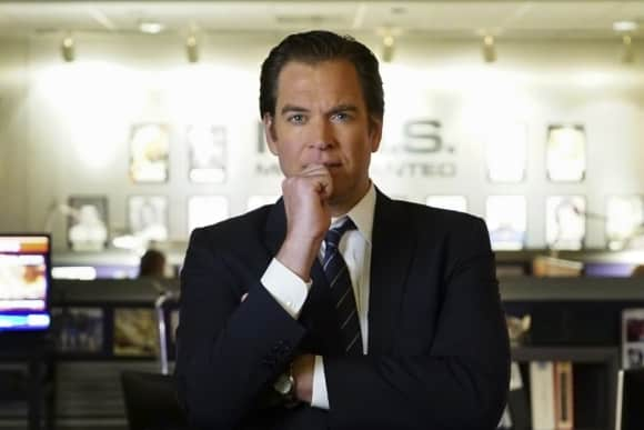 "Michael Weatherly as ""Tony DiNozzo"" in ""NCIS"""