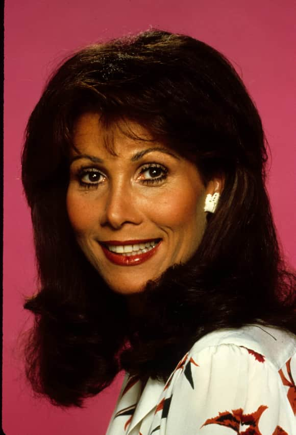 "Michele Lee played ""Karen Fairgate MacKenzie"" in ""Knots Landing"""