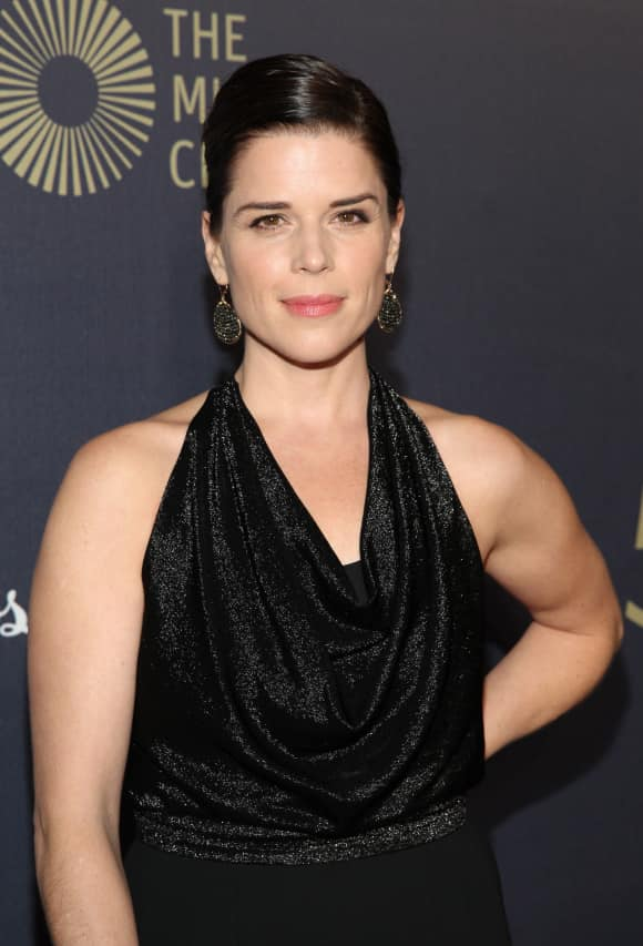 "Neve Campbell starred in ""Party of Five"""