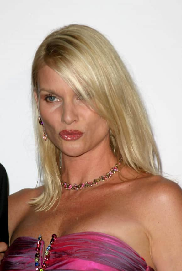 Actress Nicollette Sheridan