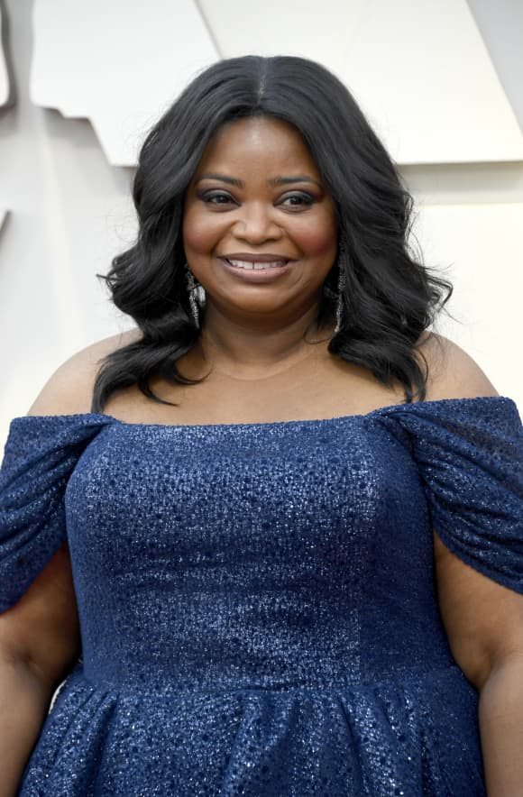 Octavia Spencer attends the 91st Annual Academy Awards at Hollywood and Highland on February 24, 2019 in Hollywood, California