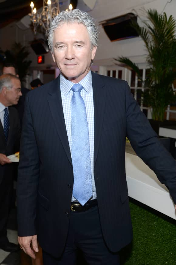 """Patrick Duffy gained international stardom during his role in """"Step By Step"""""""