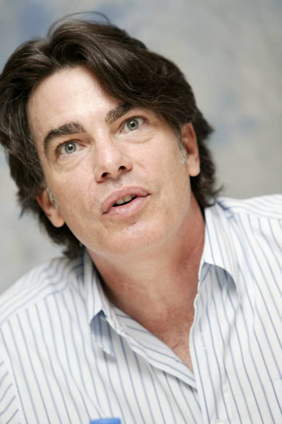 Peter Gallagher in 'The O.C.'