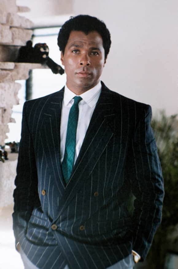 "Philip Michael Thomas played in ""Miami Vice"""