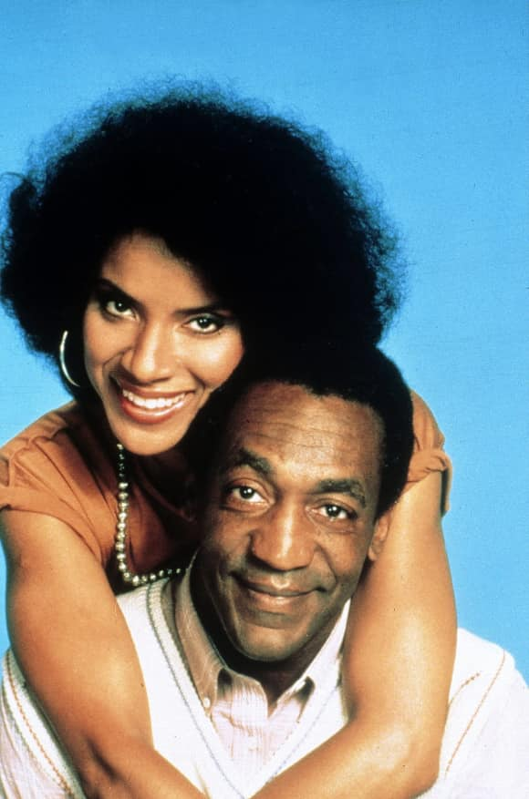 "Phylicia Rashād alias ""Claire Olivia Huxtable"" in ""The Cosby Show"""