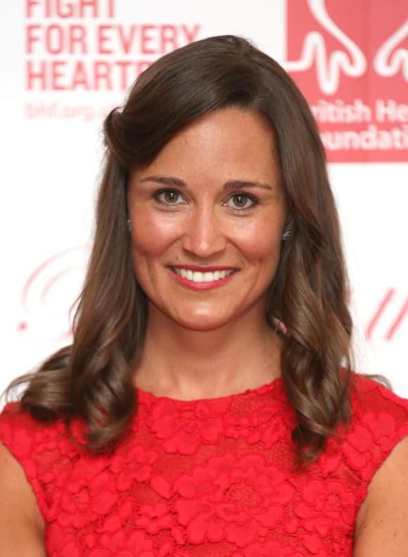 Pippa Middleton is Duchess Catherine's gorgeous sister