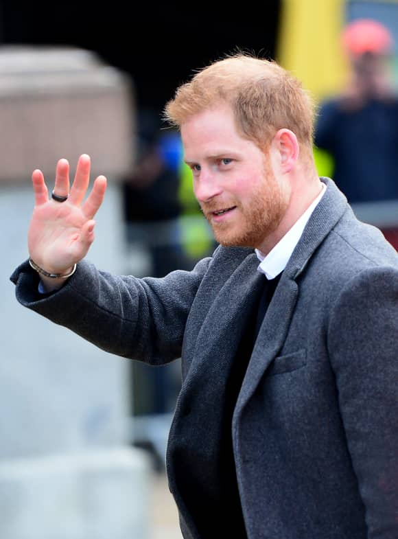 Prince Harry Today