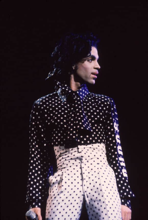 Prince in 1988