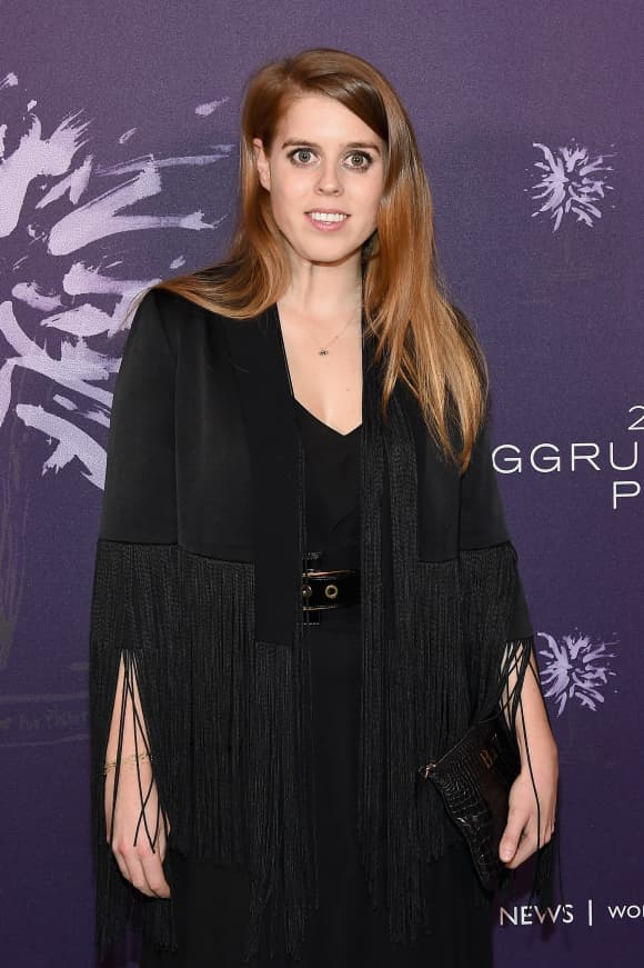 Princess Beatrice Today