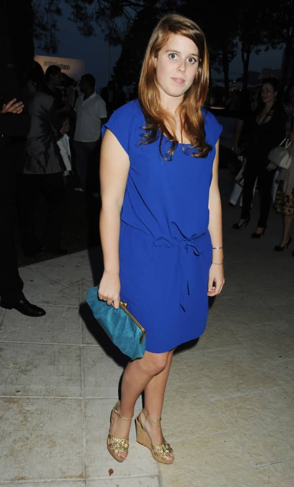 Princess Beatrice in 2009